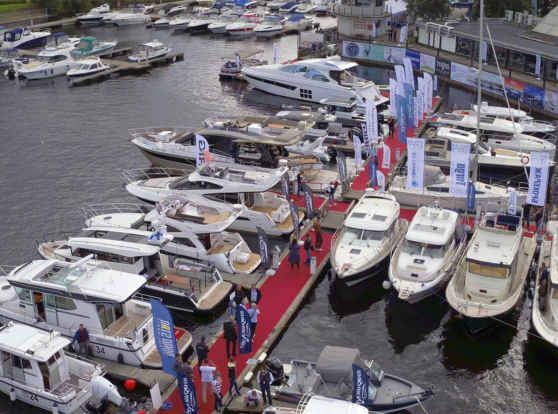 ST. PETERSBURG INTERNATIONAL BOAT SHOW (SPIBS)