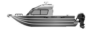 Алюминиевый катер Maverick