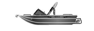 Алюминиевый катер Renegade
