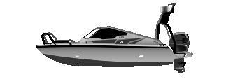 Алюминиевый катер A23