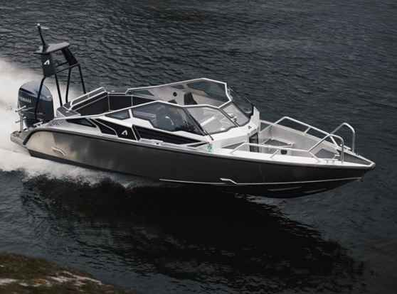 Anytec A27- «Лучшая лодка в классе открытые катера»!