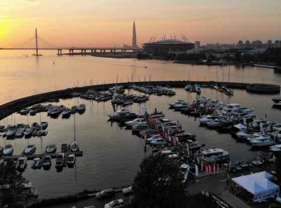 5-я выставка яхт и  катеров St. Petersburg International Boat Show 2018!