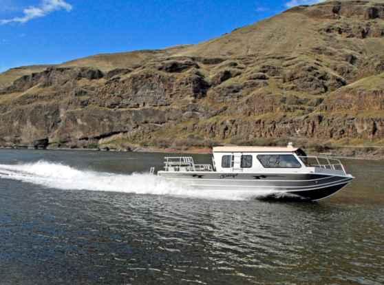 Алюминиевые катера для рыбалки. Стационар VS Подвесной: Часть 2
