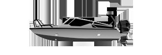 Алюминиевый катер A21