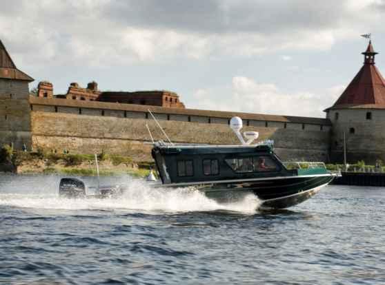 Энергичные рыболовные катера 280 Ocean King Weldcraft.