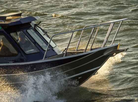 Обновленный дизайн катера Осеan King 2020