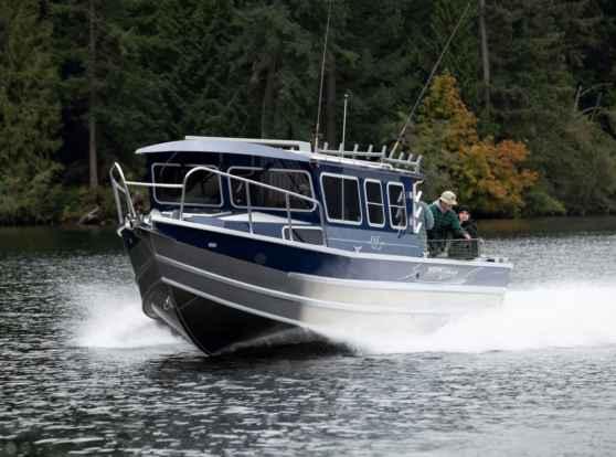 Новая модель катера от Weldcraft